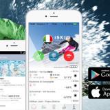 Lyžařská aplikace iSki