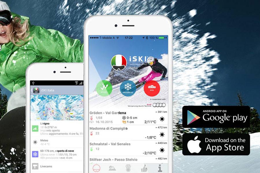 Paganella Ski Lyzarska Aplikace Iski 01