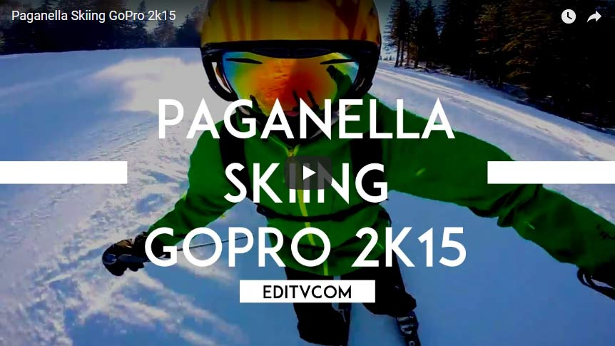 Paganella Ski Video Thumb 01