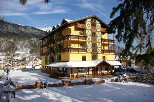 16 5000 Itálie Andalo Hotel Dal Bon