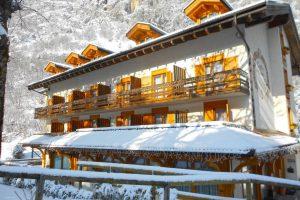 16 5075 Itálie San Lorenzo In Banale Hotel Garni Lago Nembia