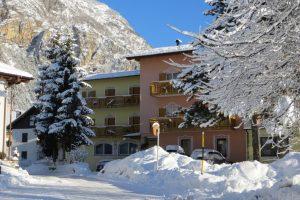 16 5085 Itálie Fai Della Paganella Hotel Fai