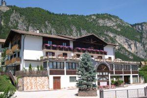 16 5091 Itálie Fai Della Paganella Hotel Montana