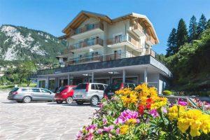16 5136 Itálie Molveno Hotel Fontanella 3 Nebo 4 Noci Bez Skipasu