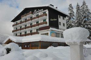 16 5497 Itálie Andalo Hotel Garden 6denní Balíček S Denním Přejezdem A Skipasem V Ceně
