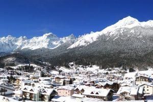 Paganella Ski - Andalo V Zimně
